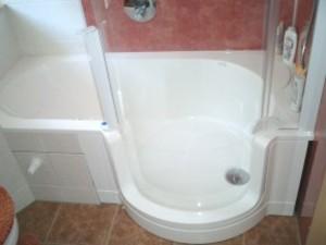 Twinline - Baden und Duschen ohne Kompromisse