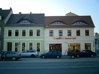 Bäckereifiliale/Cafe in Peitz